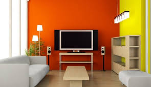 Orange Living Rooms Color Your Life With An Orange Living Room