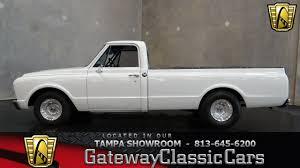 1967 Chevrolet C10 Pickup - YouTube