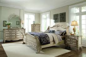 Amazing The Empire II Sleigh Bedroom Collection In Parchment