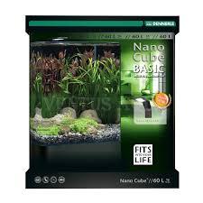 Купить <b>Аквариум Dennerle NanoCube Basis</b> Style Led 60 литров в ...