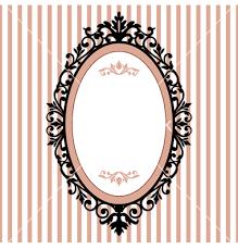 antique picture frames vector. Oval Vintage Frame Vector 286297 - By ElaKwasniewski On VectorStock® Antique Picture Frames