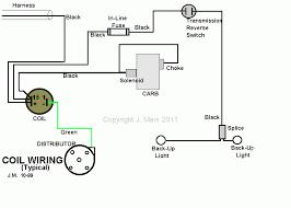 vw distributor wiring schematic