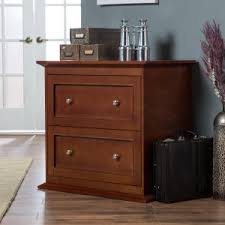 wood file cabinet 2 drawer. Belham Living Hampton 2-Drawer Lateral Wood Filing Cabinet - Cherry File 2 Drawer