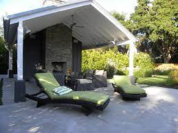 24 patio roof designs ideas plans