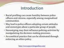 racial profiling essay titles why do people plagiarize essay racial profiling essay titles