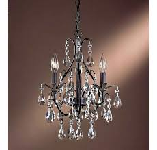 fascinating small crystal chandelier for bathroom 3 light mini chandelier in ceiling lights chandeliers mini small