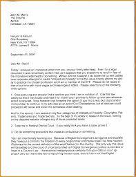Certified Mail Letter Format Letter Format 2017