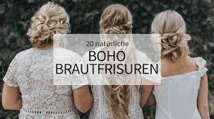 Rockabilly frisuren, make up & kleider 50er jahre look. 20 Naturliche Boho Brautfrisuren Hochzeitskiste