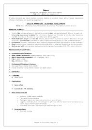 Resume Format For Mca – Resume Sample Web