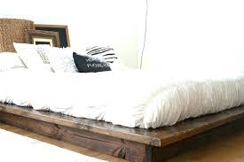 rustic platform beds with storage. Modern Rustic Platform Bed Frame Full The . Beds With Storage