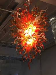 chihuly inspired chandelier new chihuly glass chandelier dale chihuly house 502