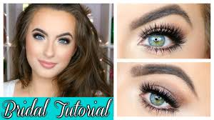 clic bridal makeup tutorial