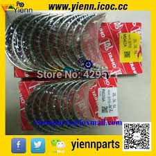 Us 148 0 Toyotai 2l 3l 5l Crankshaft And Con Rod Bearing Thrust Washer For Toyoace Hi Luxe Hi Ace Van Ly51 Diesel Engine Repair Parts In Pistons