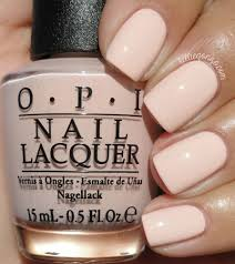 Opi Light Pink Nail Colors Opi Stop Im Blushing Kelliegonzoblog Cute Nails