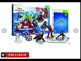 infinity 360. disney infinity: marvel super heroes (2.0 edition) video game starter pack countdown infinity 360