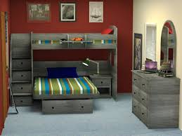 House Of Bedrooms For Kids Set