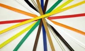 Bread Twist Tie Color Chart 10 Ways To Re Use Twist Ties Bread Twist Ties Bread Cones
