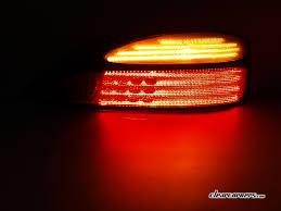 S15 Led Lights 99 02 Nissan S15 Silvia High Power Led Tail Lights