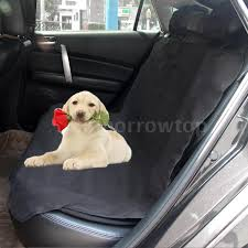 this water proof car seat cover is specially designed for your lovely pet it s made from high quality material to protect your car from dirt hair fur