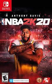 Amazon.com: NBA 2K20 Nintendo Switch ...