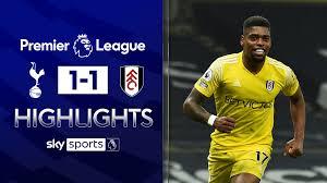 Tottenham hotspur vs fulham saturday 18th august 2018. Football Games Results Scores Transfers News Sky Sports