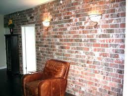 brick wall sealer indoor sealant interior inspired ideas for walls installing matte finish interior brick wall paint ideas supple bricks sealer
