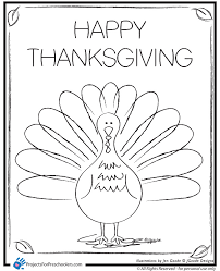 Small Picture Thanksgiving Coloring Pages Printables For Toddlers Coloring Pages
