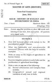 history of ecology and environment arts  history of ecology and environment 2012 arts history ma university
