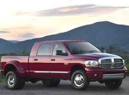 2007 Dodge Ram 3500 Mega Cab | Pricing, Ratings, Expert Review ...