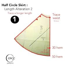 Circle Skirt Pattern Free Custom Inspiration