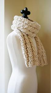 Crochet Scarf Patterns Bulky Yarn Stunning The Best Crochet Stitches For Chunky Yarn