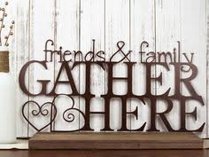 friends family gather here metal sign 24x12 metal wall art home decor on home is where the heart is metal wall art with golfer metal wall decor gift for him golf gift golfer gift