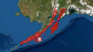 James gridley, director of the national tsunami warning center, said in an interview with the newspaper that a warning is issued even if there's no sign of a wave. Tsunami Warning As 7 8 Magnitude Earthquake Hits Off Alaska