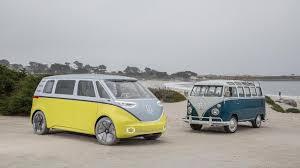 2018 volkswagen id buzz.  buzz volkswagen id buzz the concept car in pebble beach throughout 2018 volkswagen id buzz