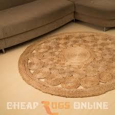 cheap round rugs. Adorn 150cm Round Jute Rug Cheap Rugs