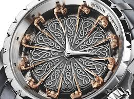 made in a limited edition of 28 pieces the knights of the round table ii will cost us 268 000