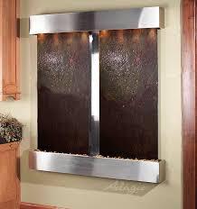 lightweight slate wall water features cottonwood falls lightweight slate wall fountain