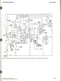 john deere 2305 wiring diagram autobonches for creative concept