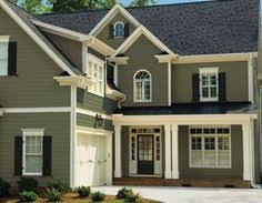 paint house exteriorExterior Of Homes Designs  House paintings Green exterior paints