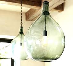 pottery barn pendants 8 light pendant reviews paxton glass installation