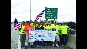 Ruck Between Rivers completes 3rd ruck   My Cameron News