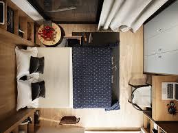 Best 25 Very Small Bedroom Ideas On Pinterest Regarding Small