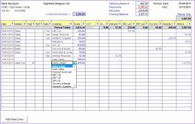 Banking Spreadsheet Template Spreadsheet Collections