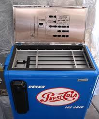 Pepsi Cola Vending Machines Old Impressive Pepsi Cola Ideal 48 Antique Refinishing Services