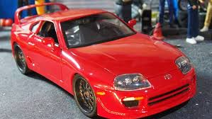Fast & furious Toyota Supra modified tuning — CS-DIECAST-TUNING