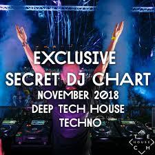 Exclusive Secret Djchart November 2018 Deep Tech House