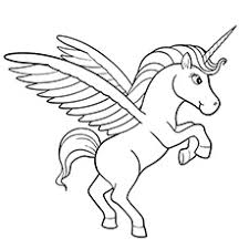 Small Picture Top 25 Free Printable Unicorn Coloring Pages Online