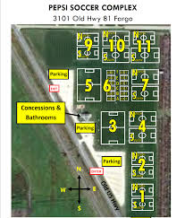 Us Soccer Standards Chart Iff Field Map Red River Valley United Soccer Club