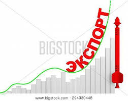 Isol Stock Chart Export Growth Chart Image Photo Free Trial Bigstock