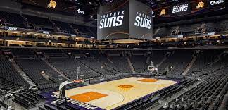 PHOENIX SUNS WELCOME BACK FANS FOR ...